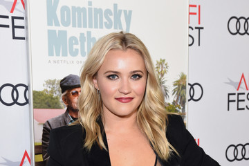 Emily Osment AFI FEST 2018 Presented By Audi - Gala Screening Of 'The Kominsky Method' - Red Carpet