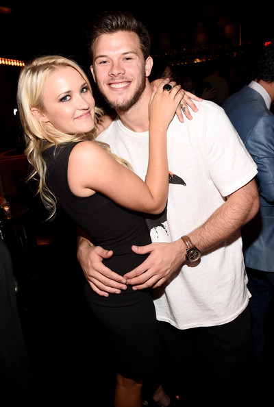 Emily Osment and jimmy tatro
