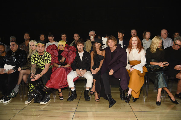 Marc Jacobs Spring 2019 Runway - Front Row