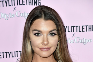 Emily Sears PrettyLittleThing X Olivia Culpo Launch - Arrivals