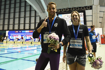 Emily Seebohm FINA Swimming World Cup Tokyo - Day 2