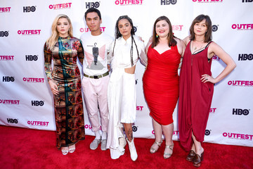 Emily Skeggs 2018 Outfest Los Angeles LGBT Film Festival Closing Night Gala Of 'The Miseducation Of Cameron Post' - Red Carpet