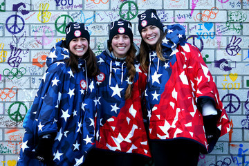 Emily Sweeney Previews - Winter Olympics Day -3