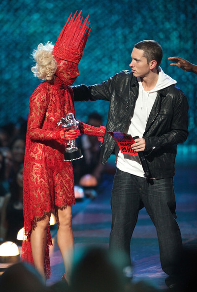 Eminem and Lady Gaga - 2009 MTV Video Music Awards - Show