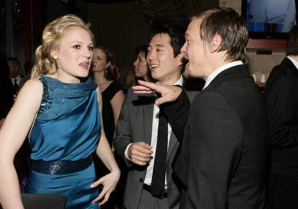 Emma Bell Pictures - AMC's 2011 Golden Globe Awards Party - Zimbio