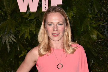 Emma Bell Max Mara WIF Face Of The Future - Arrivals