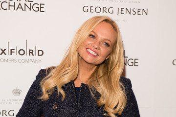 Emma Bunton Emma Bunton Switches on the Christmas Lights at theRoyal Exchange