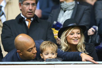 Emma Bunton Jade Jones Tottenham Hotspur v Hull City