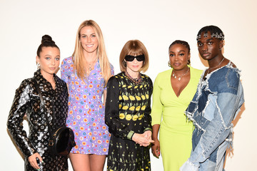Emma Chamberlain Lindsey Peoples Wagner Teen Vogue Celebrates Generation Next, Presented By Snapchat