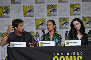 Emma Dumont Comic-Con International 2018 - 'The Gifted' Panel
