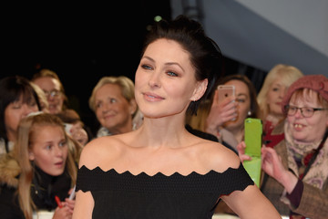 Emma Heming Willis National Television Awards - Red Carpet Arrivals