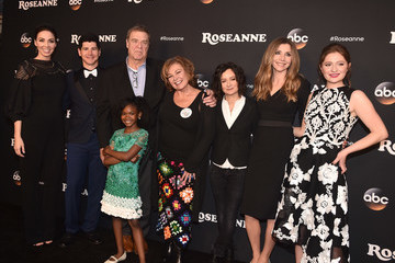 Emma Kenney Premiere Of ABC's 'Roseanne' - Arrivals