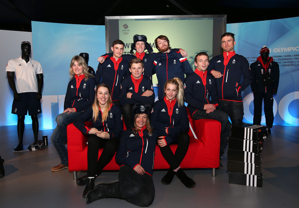 Team GB Kitting Out in Stockport