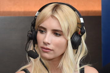 Emma Roberts SiriusXM's Entertainment Weekly Radio Channel Broadcasts From Comic-Con 2016 - Day 2