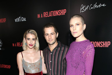 Emma Roberts Vertical Entertainment Presents 'In A Relationship' Premiere - Arrivals