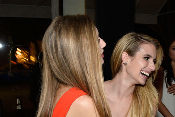 "Emma Roberts Taissa Farmiga Premiere Of FX's ""American Horror Story: Coven"" - After Party"