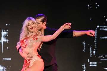 Emma Slater 'Dancing With The Stars: Live! A Night To Remember' - New York, New York