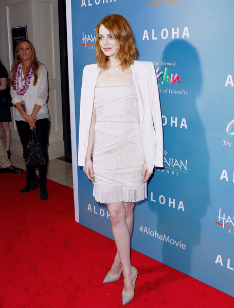 Special Screening of Columbia Pictures' 'Aloha' - Arrivals