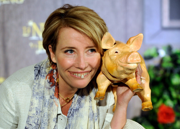 Emma Thompson Attends 'Nanny McPhee and the Big Bang' Photocall in ...