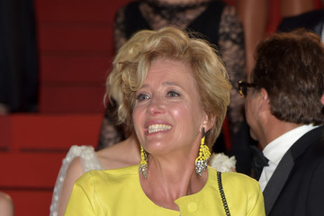 Emma Thompson 'The Meyerowitz Stories' Departures - The 70th Annual Cannes Film Festival