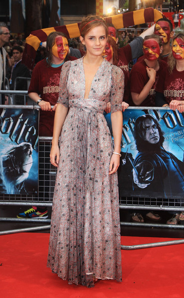 Emma Watson - World Premiere - Harry Potter And The Half Blood Prince - Outside Arrivals