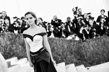 Emma Watson 'Manus x Machina: Fashion in an Age of Technology' Costume Institute Gala - Alternative Views