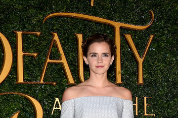 Emma Watson Disney's 'Beauty and the Beast' - UK Launch Event
