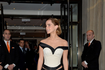 Emma Watson The Mark Hotel Celebrates the 2016 Met Gala
