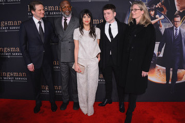 Emma Watts 'Kingsman: The Secret Service' Premieres in NYC