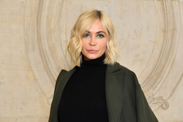 Emmanuelle Beart Christian Dior: Photocall  - Paris Fashion Week Womenswear Spring/Summer 2018