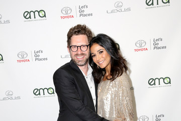 Emmanuelle Chriqui Environmental Media Association's 27th Annual EMA Awards - Inside