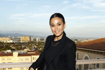 Emmanuelle Chriqui Environmental Media Association Hosts The EMA IMPACT Summit