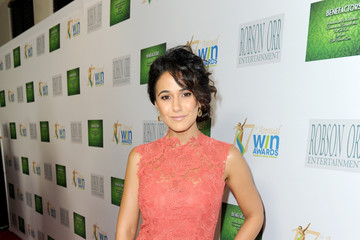 Emmanuelle Chriqui 17th Annual Women's Image Awards - Red Carpet