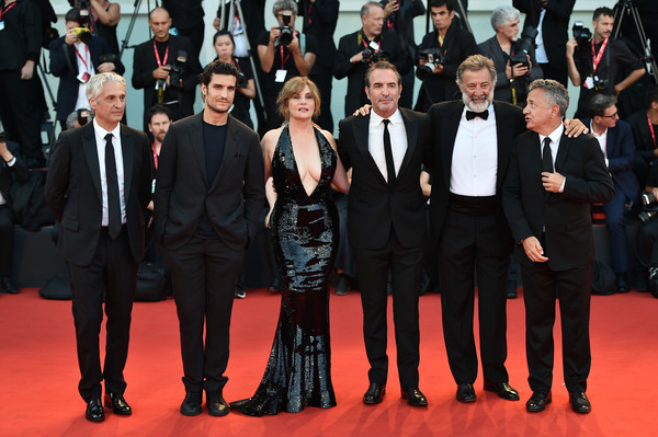 'J'Accuse' (An Officer And A Spy) Red Carpet Arrivals - The 76th Venice Film Festival