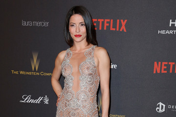 Emmanuelle Vaugier 2016 Weinstein Company And Netflix Golden Globes After Party - Arrivals