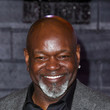 Emmitt Smith Premiere Of Columbia Pictures'
