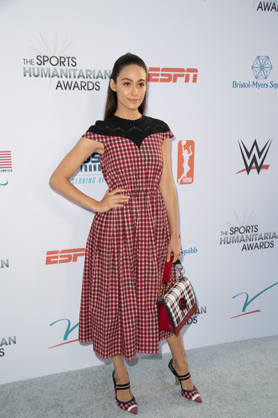 4th Annual Sports Humanitarian Awards - Arrivals