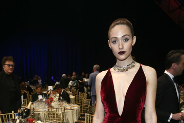 Emmy Rossum The Critics Choice Awards Sponsored By Lindt Chocolate