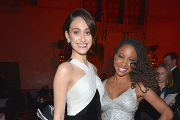 """Emmy Rossum Shanola Hampton Premiere Of Warner Bros. Pictures' """"Beautiful Creatures"""" - After Party"""