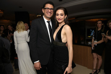 Emmy Rossum Amazon Prime Video's Golden Globe Awards After Party - Inside