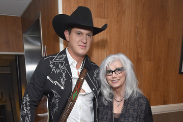 Emmylou Harris 12th Annual ACM Honors - Backstage And Audience