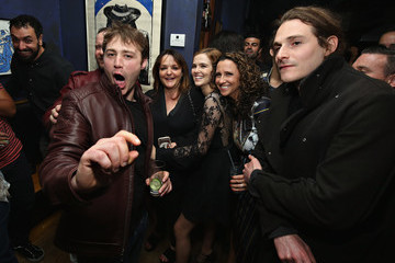Emory Cohen 2016 Tribeca Film Festival After Party For Vincent N Roxxy At Black Market - 4/18/16