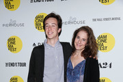"Debra Winger and son Gideon Babe Ruth Howard attend BAMcinemaFest 2015 ""The End Of Tour"" opening night screening at BAM Howard Gilman Opera House on June 17, 2015 in New York City."
