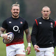Mike Brown and Jack Nowell