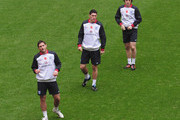 Frank Lampard Gareth Barry Photos Photo