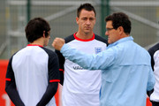 Fabio Capello John Terry Photos Photo