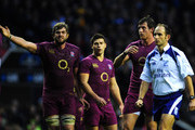 Ben Youngs and Tom Wood Photos Photo