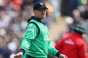 William Porterfield the capatain of Ireland during the Royal London One Day International match between England and Ireland at The Brightside Ground on May 5, 2017 in Bristol, England.