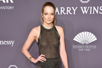 Eniko Mihalik 19th Annual amfAR New York Gala - Arrivals