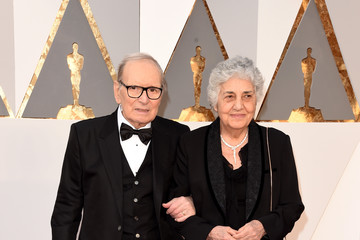 Ennio Morricone 88th Annual Academy Awards - Red Carpet Pictures